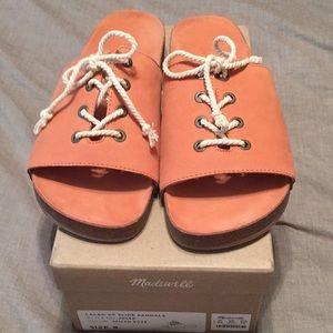 Madewell Aileen slide sandals